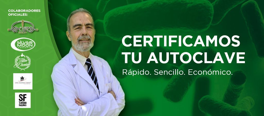 certificamos tu autoclave